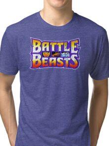 Battle Beasts Tri-blend T-Shirt