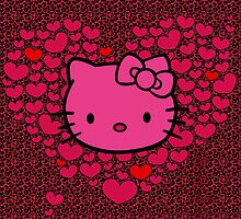 lovely hello kitty  by Presiosa04
