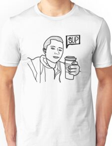 Sup & coffee Unisex T-Shirt
