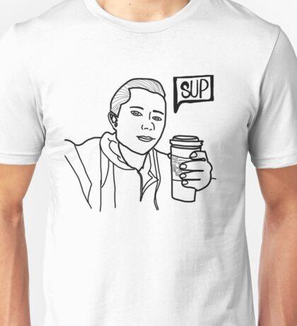 Sup & coffee Unisex T-Shirt