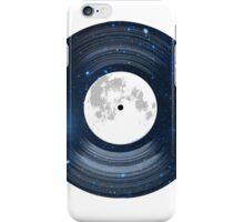 Vinyl space iPhone Case/Skin