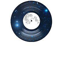 Vinyl space Photographic Print
