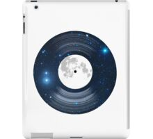 Vinyl space iPad Case/Skin