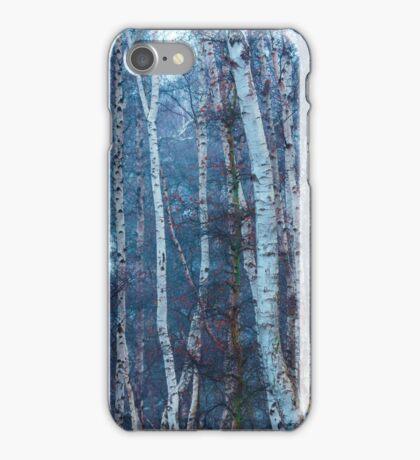 Dense Birch iPhone Case/Skin