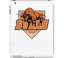 District 10 Bulls iPad Case/Skin