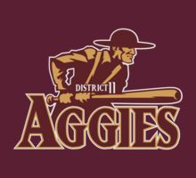 District 11 Aggies by Crocktees