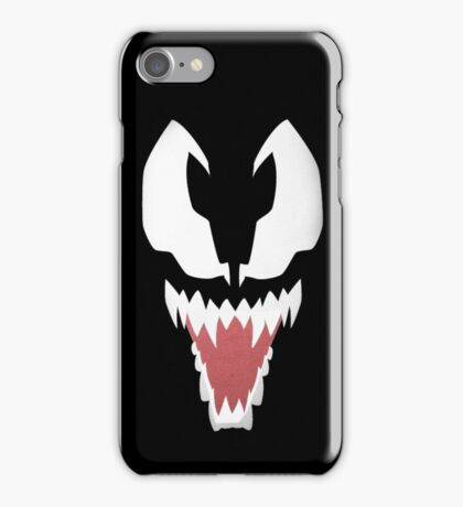 Symbiote iPhone Case/Skin