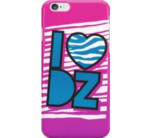 I Heart DZ iPhone Case/Skin