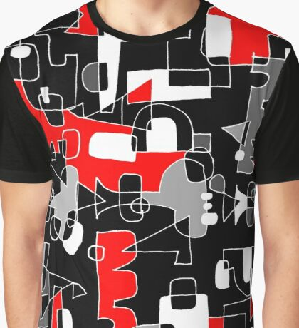 UNSOLVED PUZZLE Graphic T-Shirt