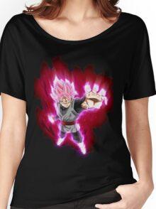 goku black super saiyan rose  Women's Relaxed Fit T-Shirt