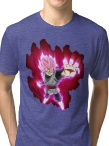 goku black super saiyan rose  Tri-blend T-Shirt