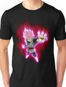 goku black super saiyan rose  Unisex T-Shirt