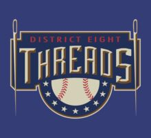 District 8 Threads by Crocktees