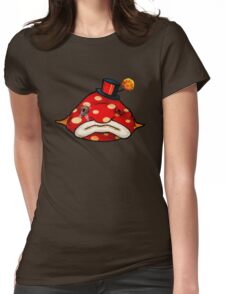 They called me an ugly fish... Womens Fitted T-Shirt