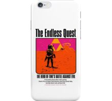 The Endless Quest iPhone Case/Skin