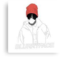 Blurryface {FULL} Canvas Print