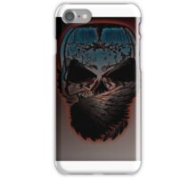 Raster Skull iPhone Case/Skin