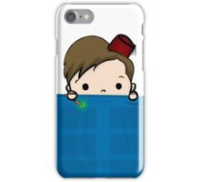 Eleventh Doctor in my Pocket iPhone Case/Skin