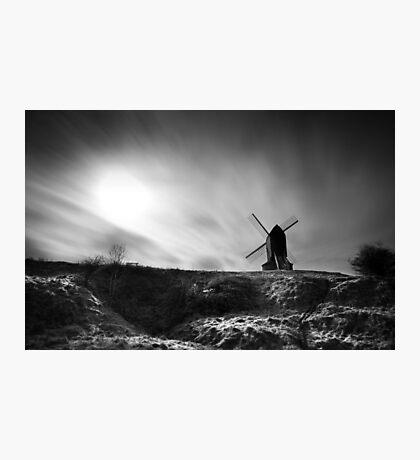 Brill Wind mill Photographic Print