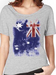 Flag of Australia Women's Relaxed Fit T-Shirt