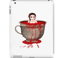 Cup of Blood iPad Case/Skin