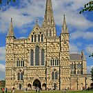 Salisbury Cathedral by RedHillDigital
