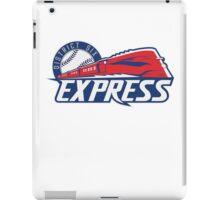 District 6 Express iPad Case/Skin