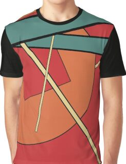 Simple Geometry Graphic T-Shirt