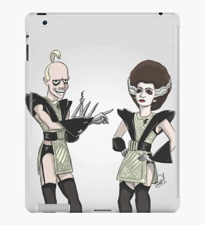 RIFFGENTA - The Rocky Horror Picture Show iPad Case/Skin