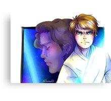 Skywalkers Canvas Print