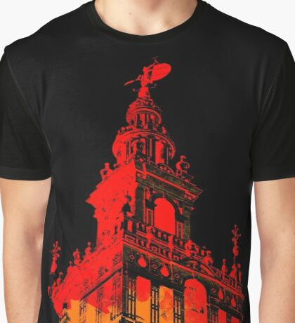 Seville the Giralda Graphic T-Shirt
