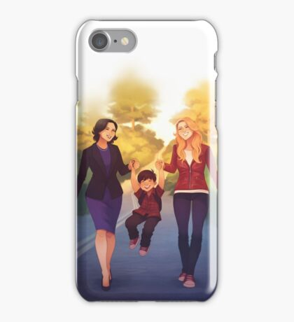 A Perfect Family iPhone Case/Skin