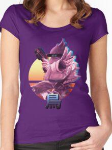 D A I R Z O N E Women's Fitted Scoop T-Shirt