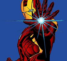 Iron Man by suzannexp