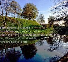 My Idea of what I want  > ACIM w-325.1:1-2 by HeklaHekla