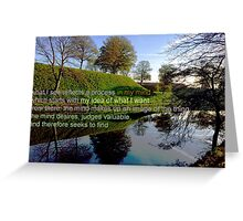 My Idea of what I want  > ACIM w-325.1:1-2 Greeting Card