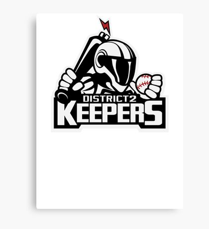 District 2 Keepers Canvas Print