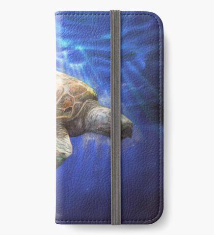 Sea Turtle 1992 iPhone Wallet/Case/Skin