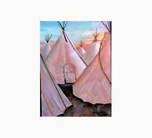 """""""Tepees at Sunset"""" Unisex T-Shirt"""