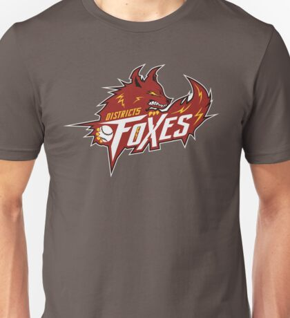 District 5 Power Foxes T-Shirt