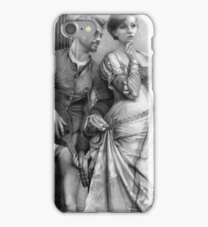 Courting iPhone Case/Skin