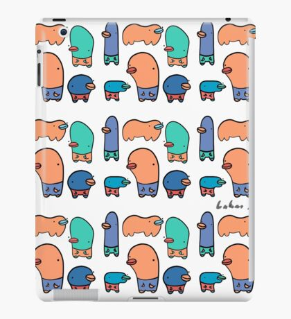 Silly Thingies iPad Case/Skin