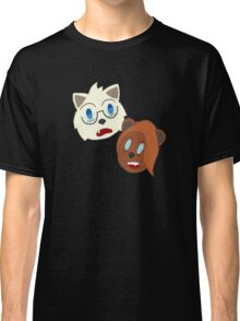 Streamin' Scardey Cats Classic T-Shirt