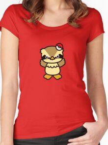 Hello Pidgey Women's Fitted Scoop T-Shirt