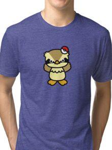 Hello Pidgey Tri-blend T-Shirt