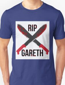 The Waling Dead RIP Gareth T-Shirt