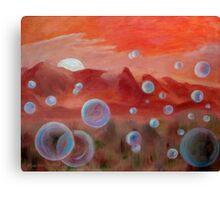 """Summer Breeze"" Canvas Print"