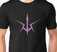 Black Knights Symbol (purple) Unisex T-Shirt