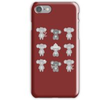 A day in a life iPhone Case/Skin