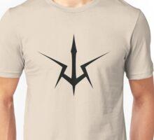 Black Knights Symbol (black) Unisex T-Shirt